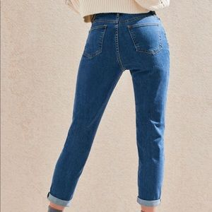PacSun Jeans - PacSun Cropped Mom Jeans